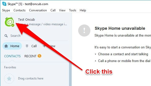 How do i know my skype id